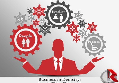 Business in Dentistry: The Three P's