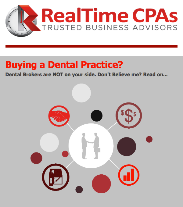 Buying a Dental Practice? Read This First!