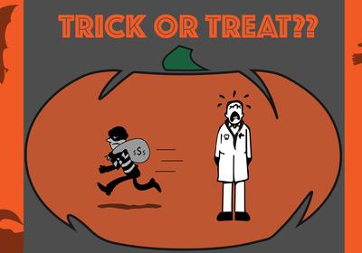 Dental Practice Gurus....Trick or Treat??